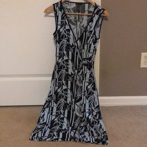 BCBG print dress